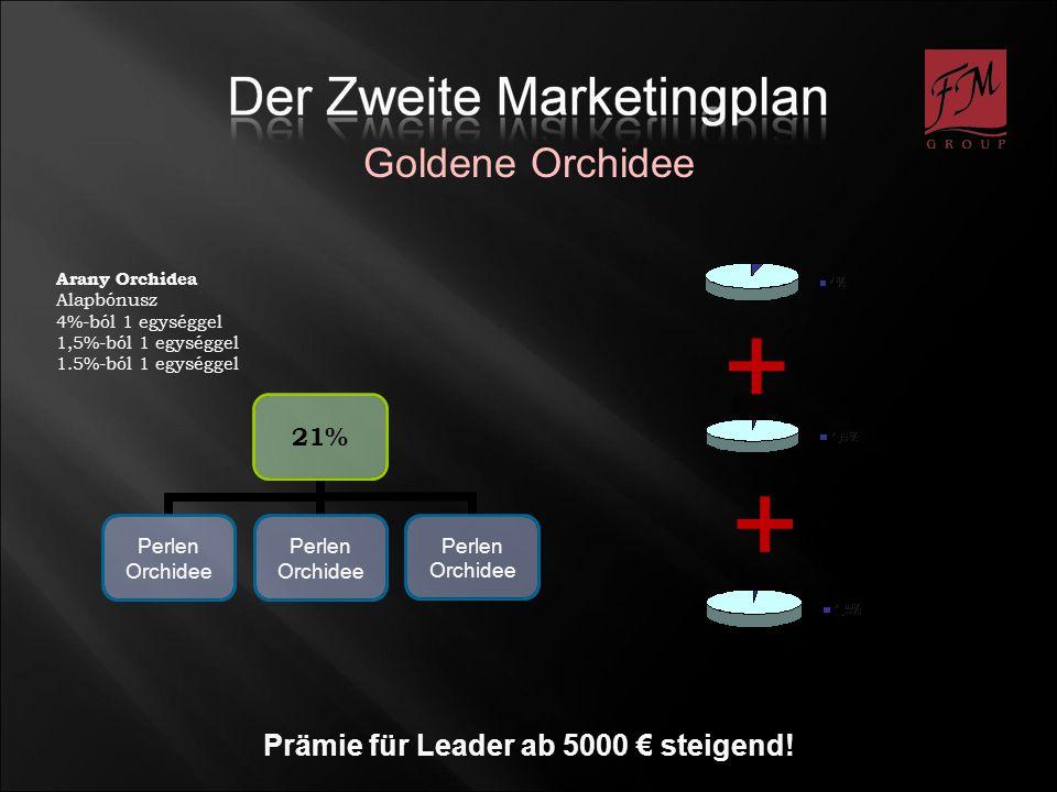 Prämie für Leader ab 5000 € steigend!