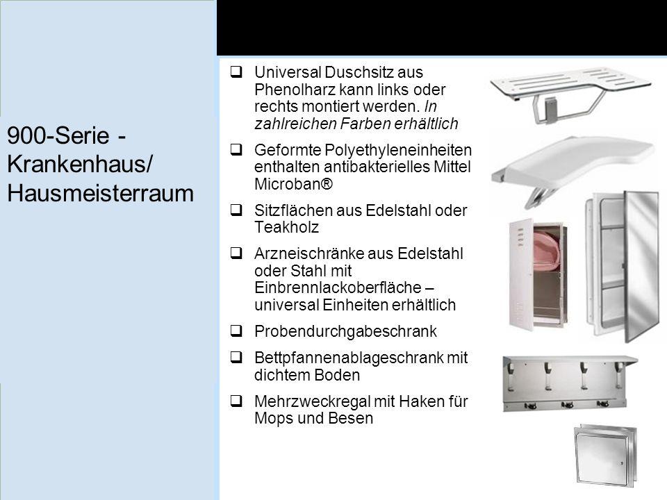 900-Serie - Krankenhaus/ Hausmeisterraum
