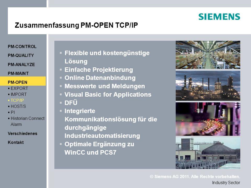 Zusammenfassung PM-OPEN TCP/IP