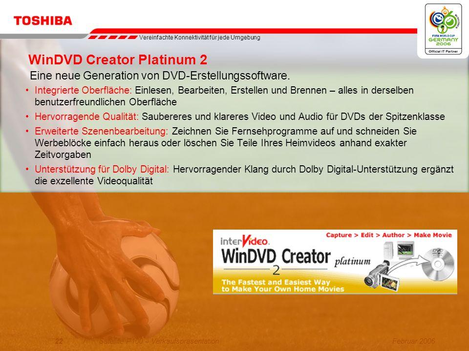 WinDVD Creator Platinum 2