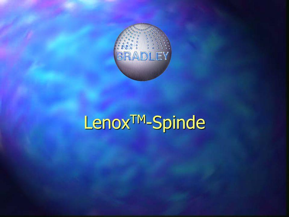 LenoxTM-Spinde