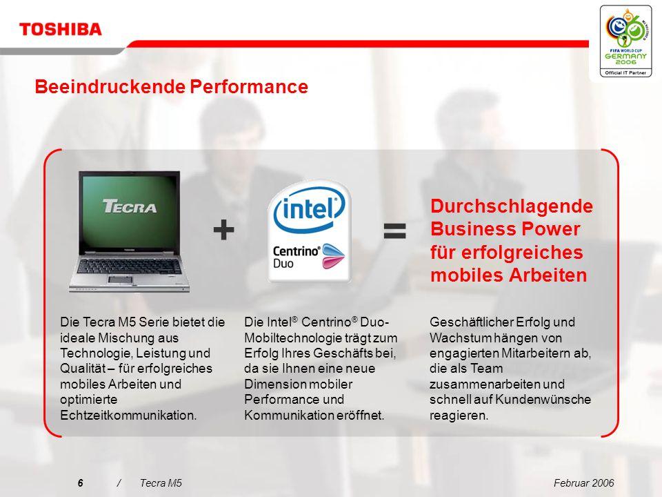 Durchschlagende Business Power für erfolgreiches mobiles Arbeiten