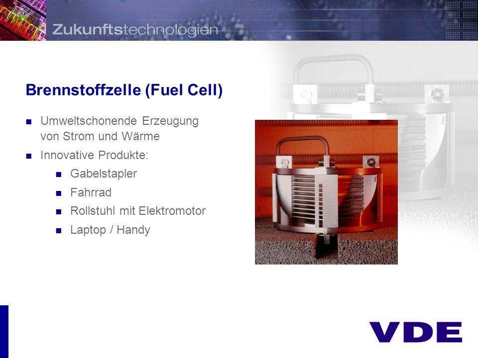 Brennstoffzelle (Fuel Cell)