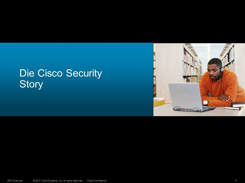 Die Cisco Security Story