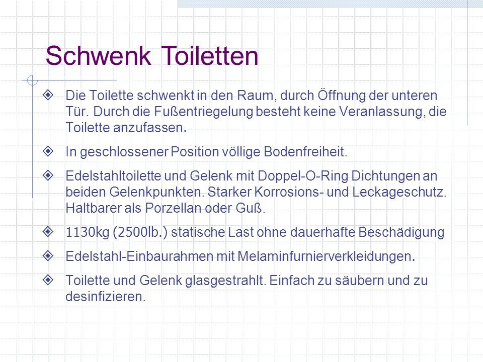 Schwenk Toiletten