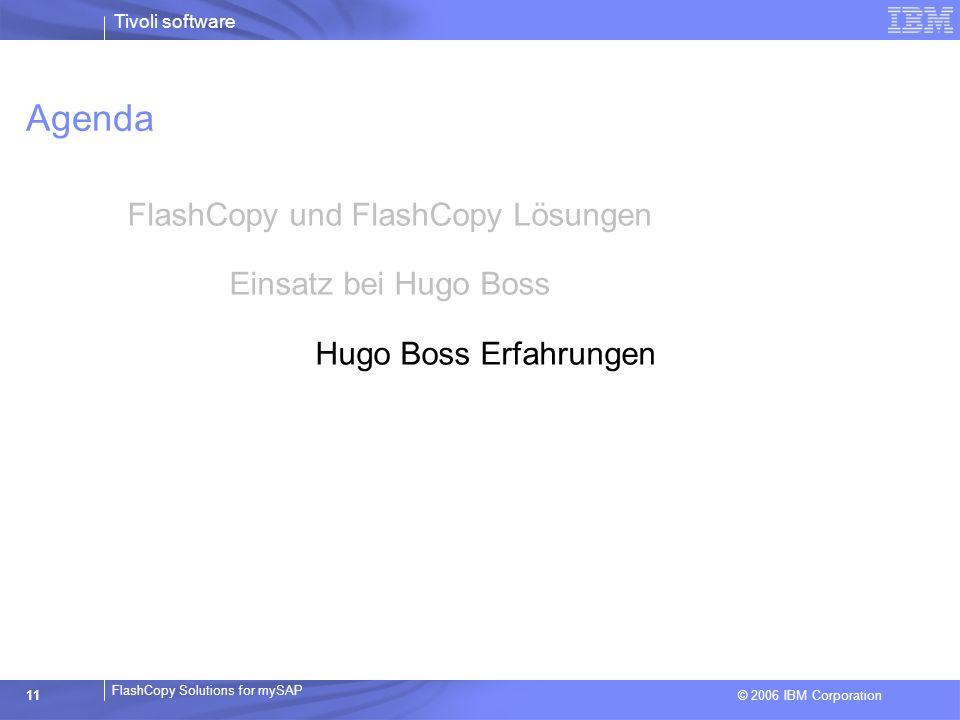 FlashCopy und FlashCopy Lösungen