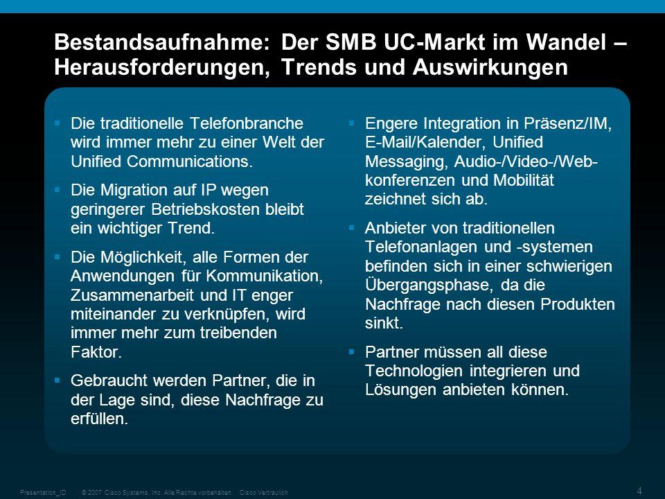 Bestandsaufnahme: Der SMB UC-Markt im Wandel – Herausforderungen, Trends und Auswirkungen