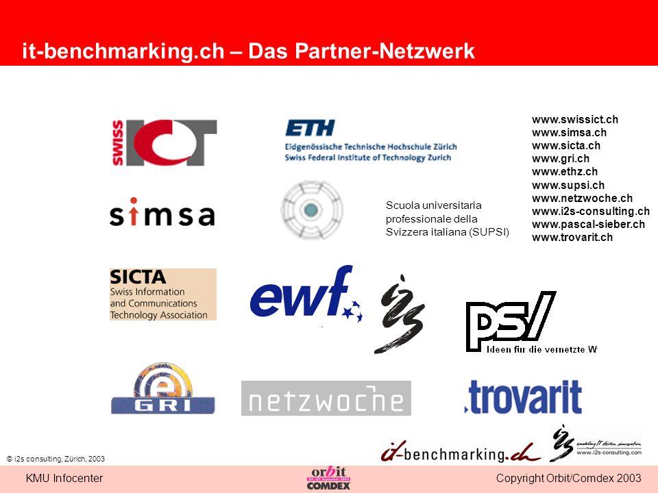 it-benchmarking.ch – Das Partner-Netzwerk