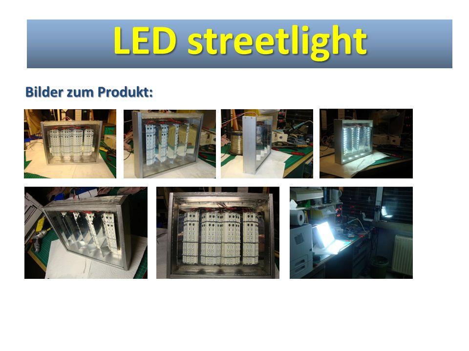 LED streetlight Bilder zum Produkt: