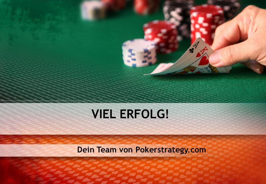 Dein Team von Pokerstrategy.com