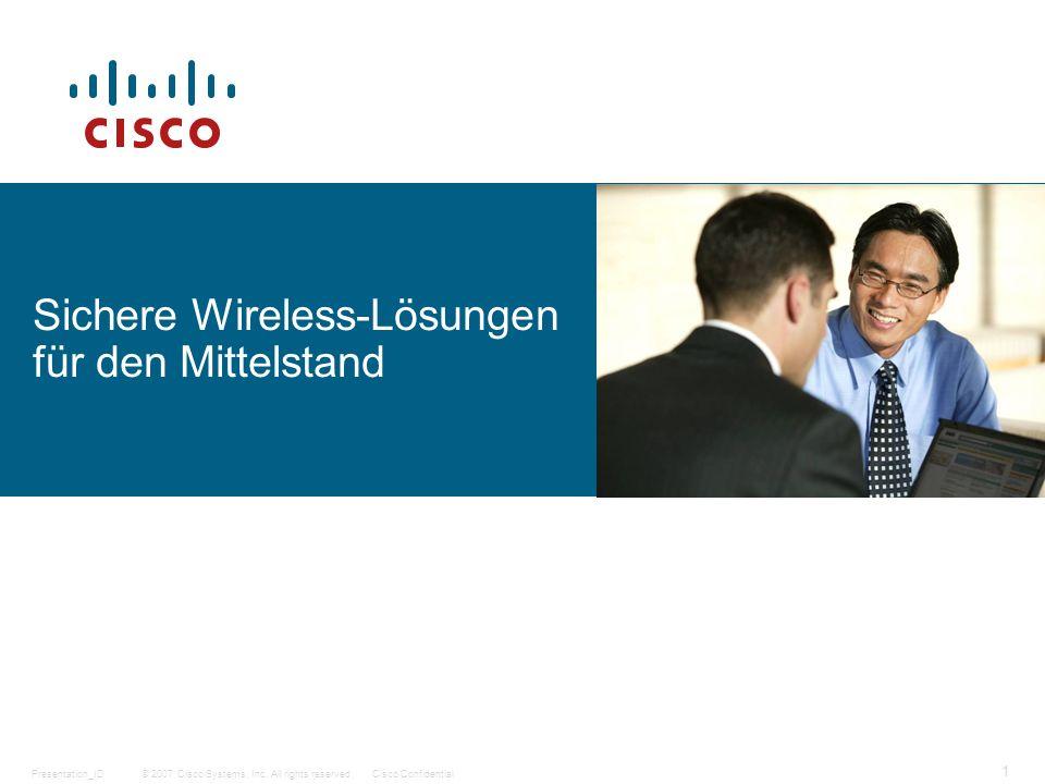 Sichere Wireless-Lösungen für den Mittelstand