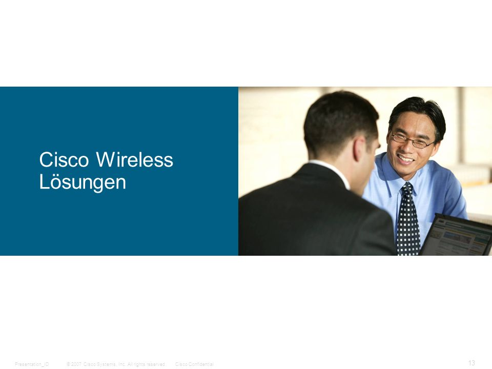 Cisco Wireless Lösungen