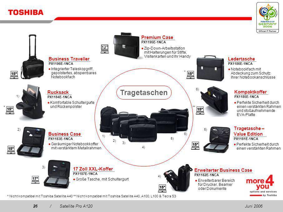 Tragetaschen Premium Case Business Traveller Ledertasche Rucksack
