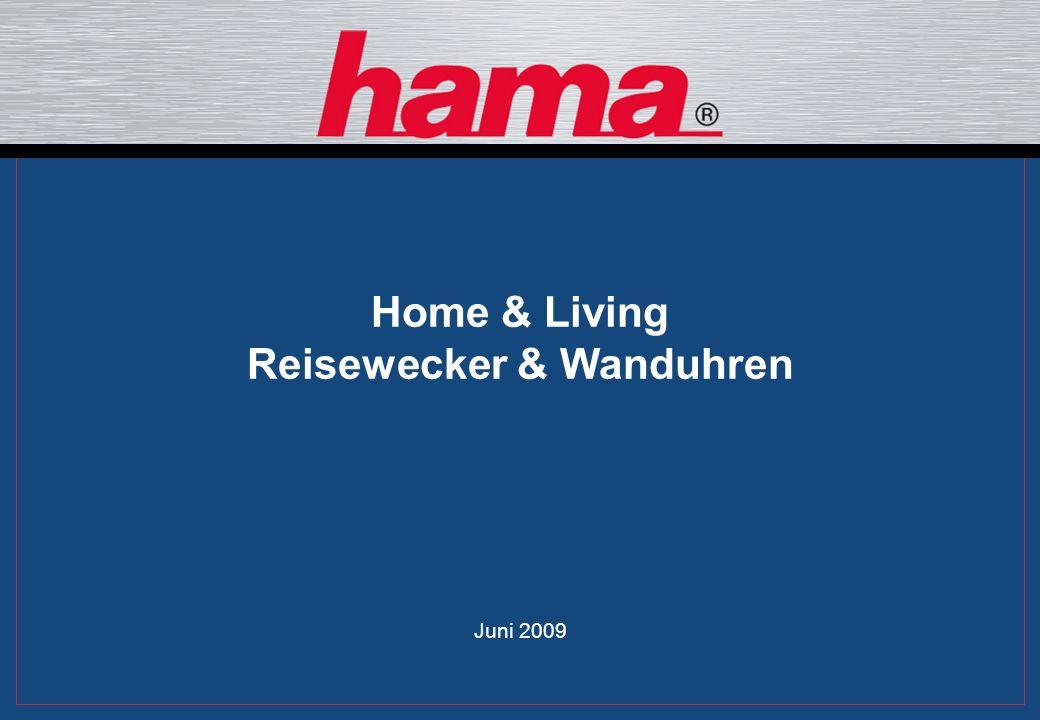 Home & Living Reisewecker & Wanduhren