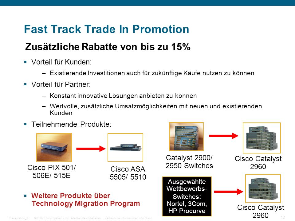 Fast Track Trade In Promotion