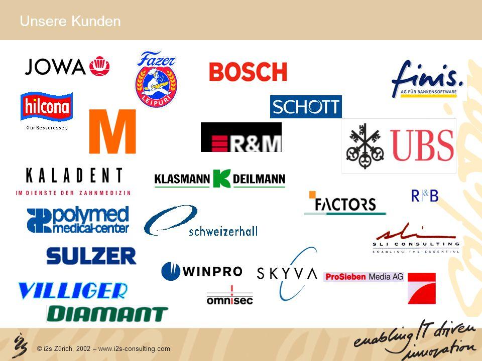 Unsere Kunden M