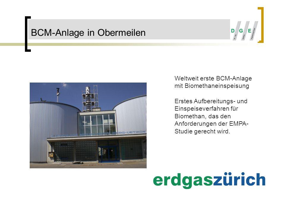 BCM-Anlage in Obermeilen