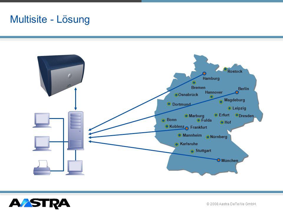 Multisite - Lösung Rostock. Hamburg. Bremen. Berlin. Hannover. Osnabrück. Magdeburg. Dortmund.