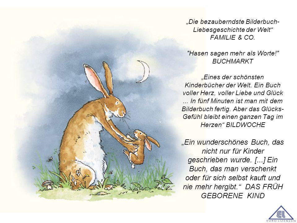 """""""Die bezauberndste Bilderbuch-Liebesgeschichte der Welt FAMILIE & CO"""