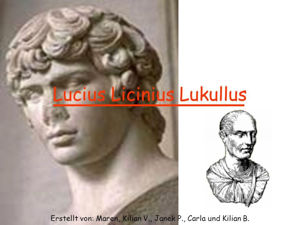 Lucius Licinius Lukullus