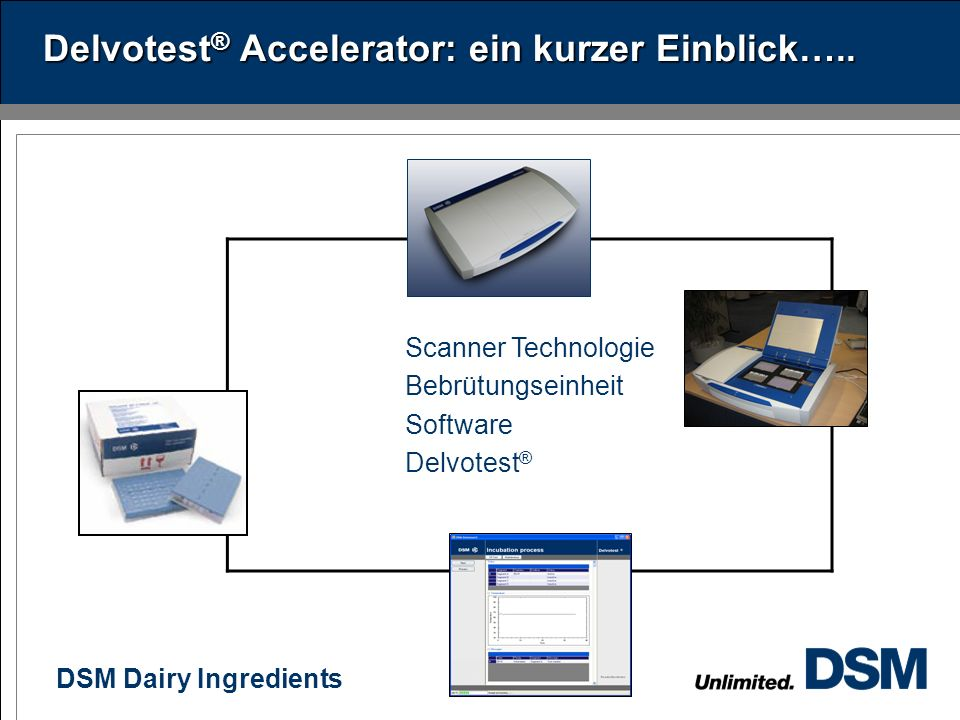 Delvotest® Accelerator: ein kurzer Einblick…..