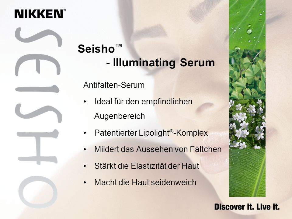 Seisho™ - Illuminating Serum