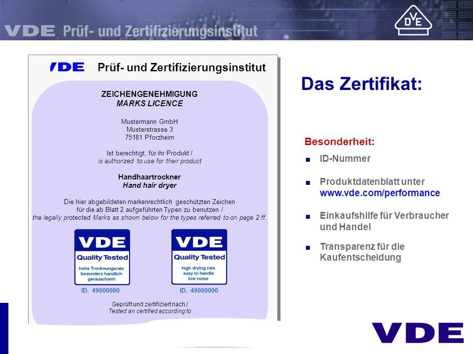 V Prüf- und Zertifizierungsinstitut