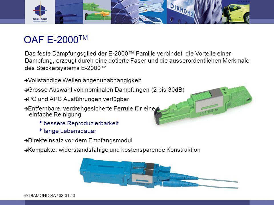 OAF E-2000TM