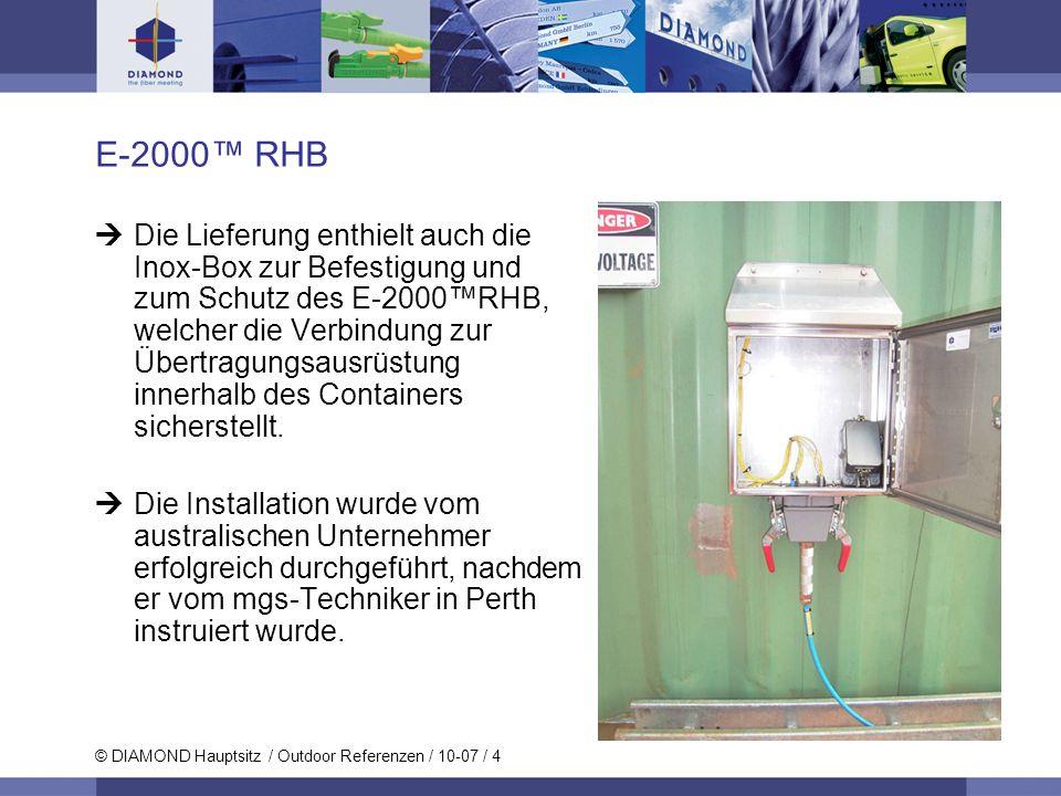 E-2000™ RHB