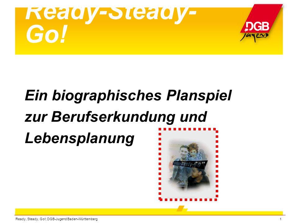 Ready-Steady-Go! Ein biographisches Planspiel zur Berufserkundung und