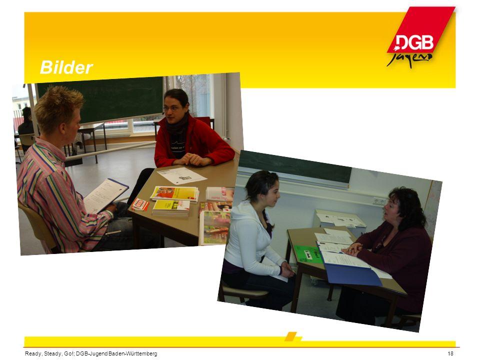 Bilder Ready, Steady, Go!; DGB-Jugend Baden-Württemberg 18