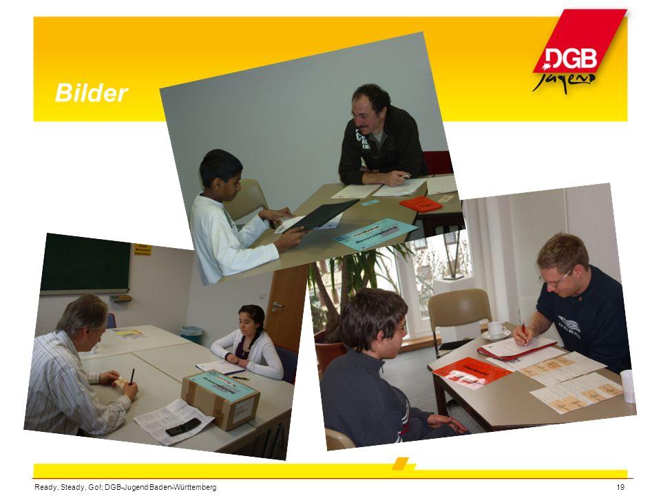 Bilder Ready, Steady, Go!; DGB-Jugend Baden-Württemberg 19