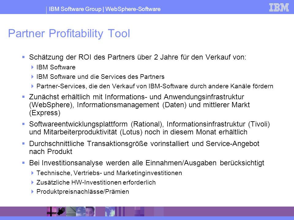 Partner Profitability Tool