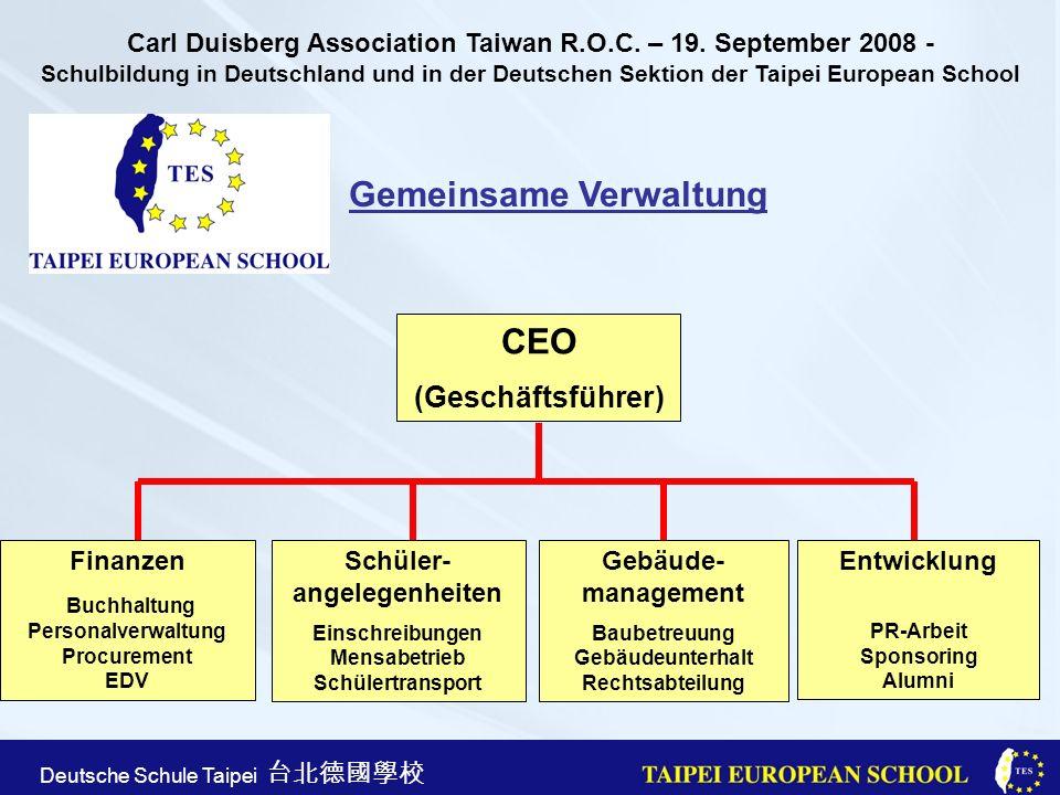 Gemeinsame Verwaltung