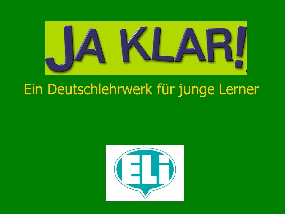 Ein Deutschlehrwerk für junge Lerner