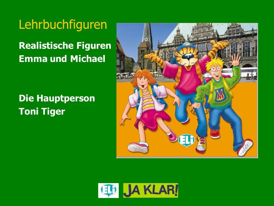Lehrbuchfiguren Realistische Figuren Emma und Michael Die Hauptperson