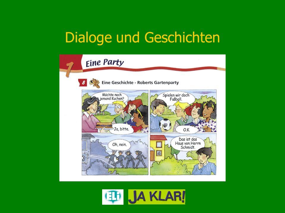 Dialoge und Geschichten