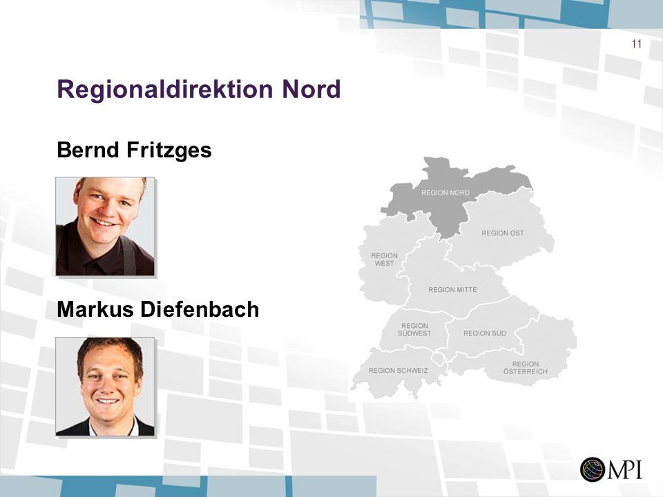 Regionaldirektion Nord