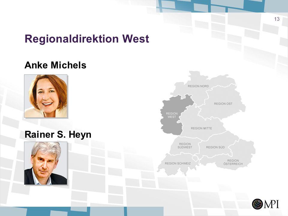 Regionaldirektion West