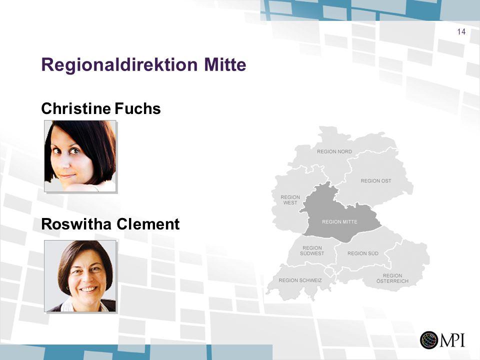 Regionaldirektion Mitte