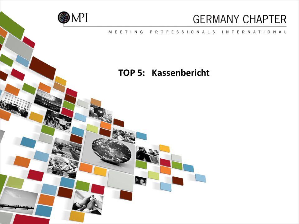 41 TOP 5: Kassenbericht 41