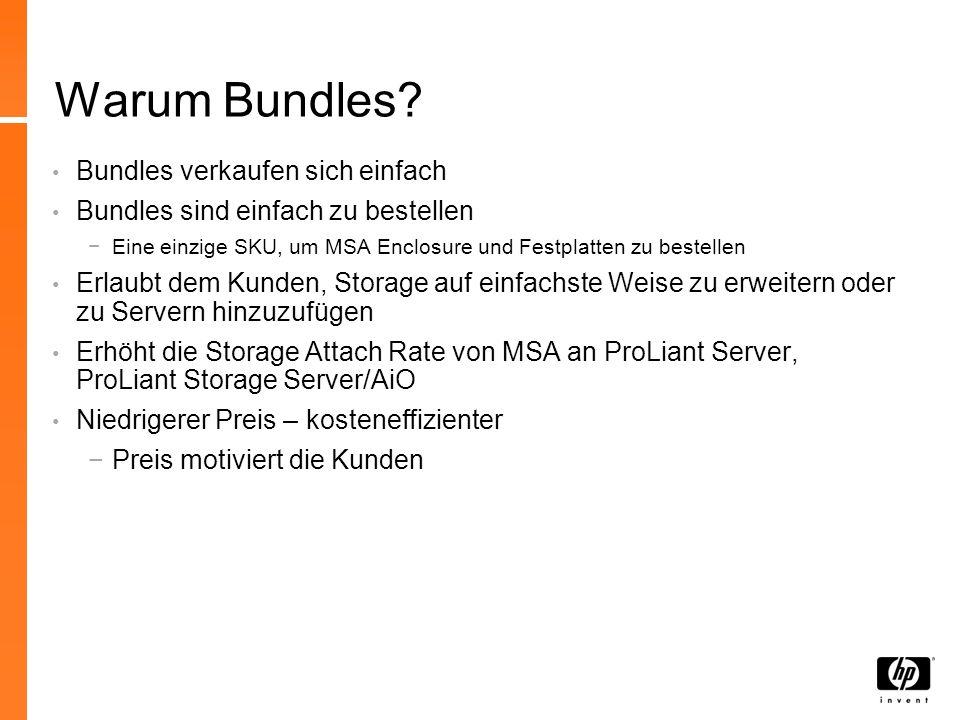 Warum Bundles Bundles verkaufen sich einfach