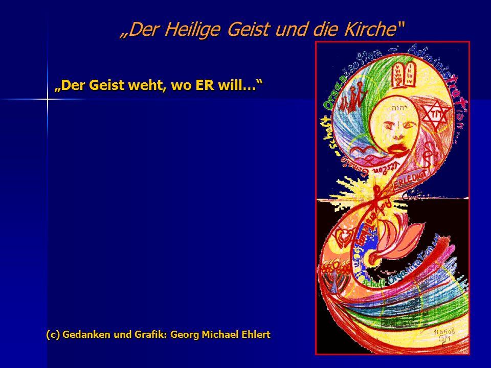 """""""Der Heilige Geist und die Kirche"""