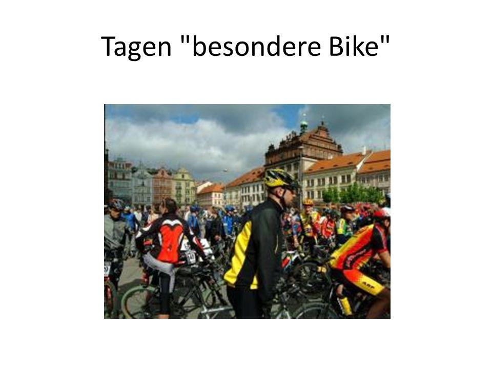 Tagen besondere Bike