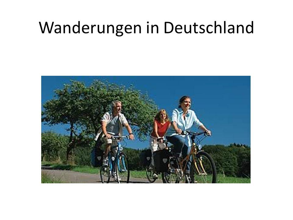 Wanderungen in Deutschland