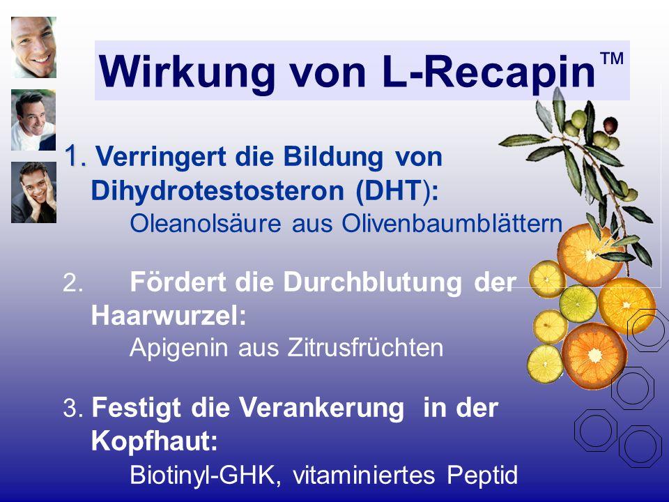 Wirkung von L-Recapin™