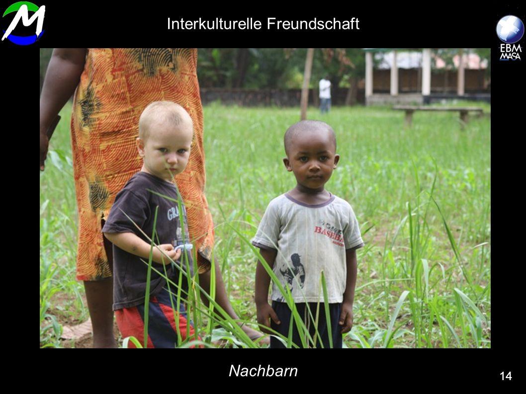 Interkulturelle Freundschaft