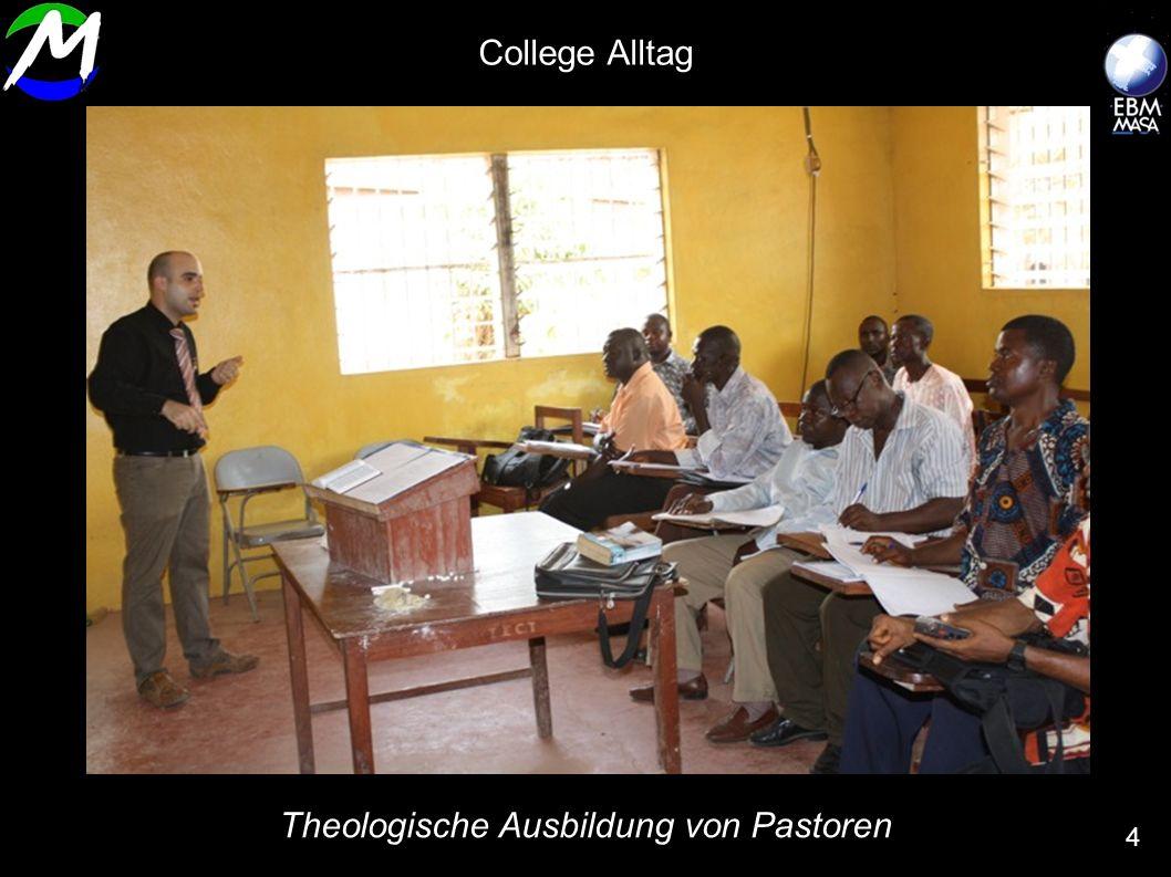Theologische Ausbildung von Pastoren