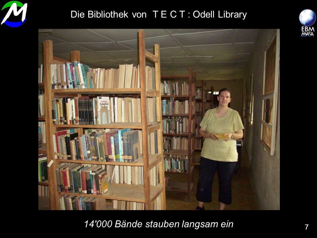 Die Bibliothek von T E C T : Odell Library
