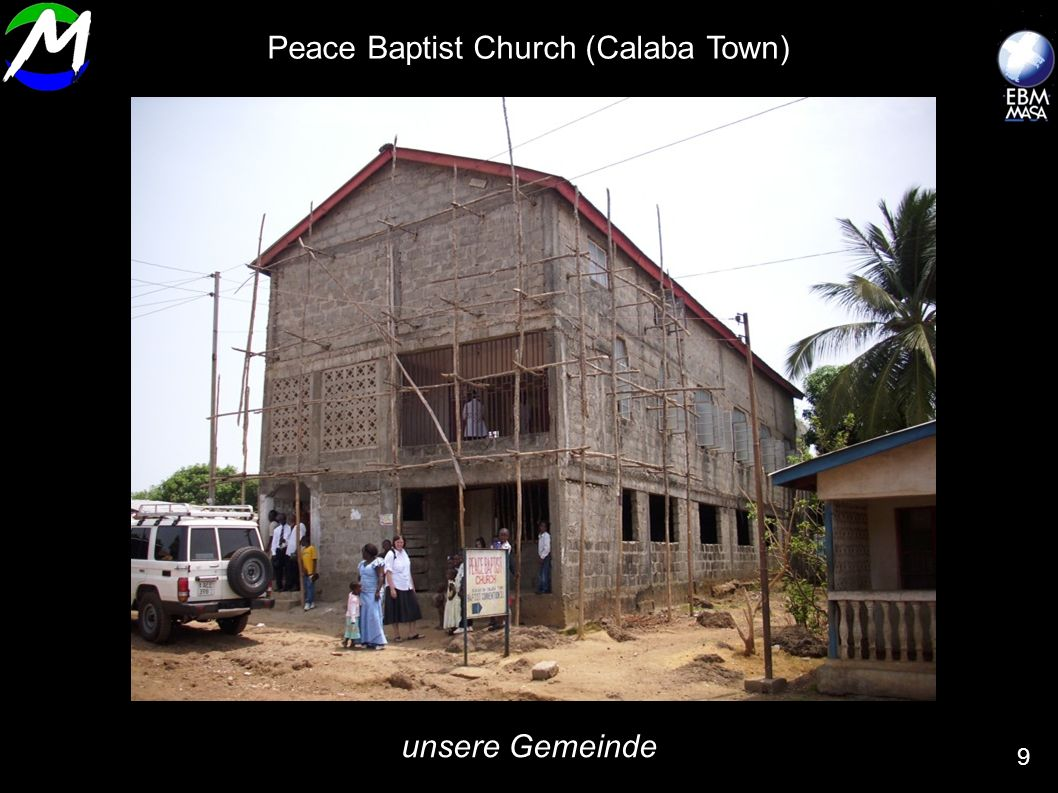 Peace Baptist Church (Calaba Town)